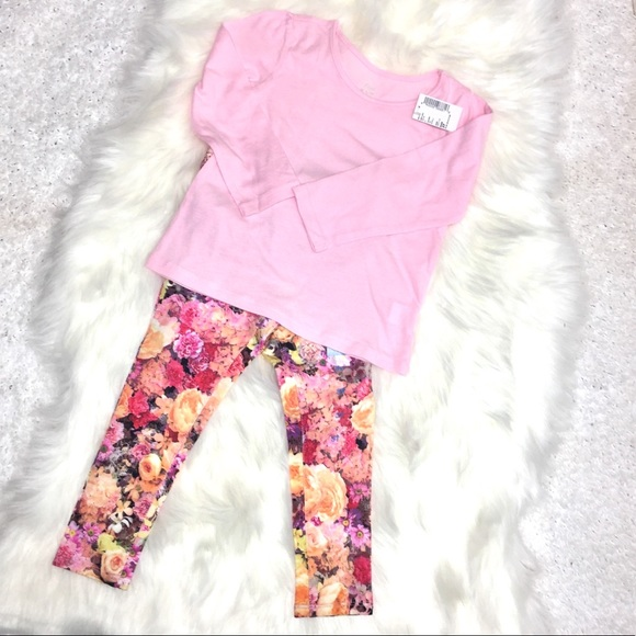 0998324aa733e Children's Place Matching Sets | Nwt Childrens Place Top Jeggings ...